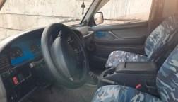 Салон Toyota Land Cruiser 80