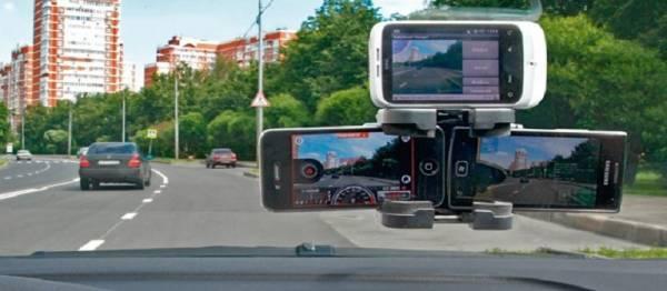Как использовать смартфон в качестве видеорегистратора?