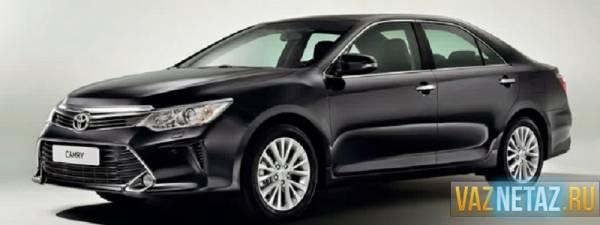 Обновлённая Toyota Camry  в продаже с 5 ноября