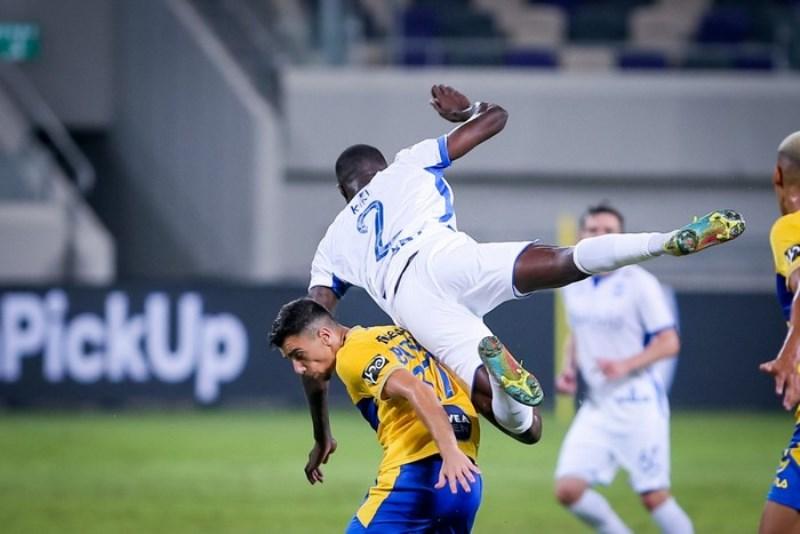 «Маккаби» (Тель-Авив) – «Динамо» (Брест) – 1:0