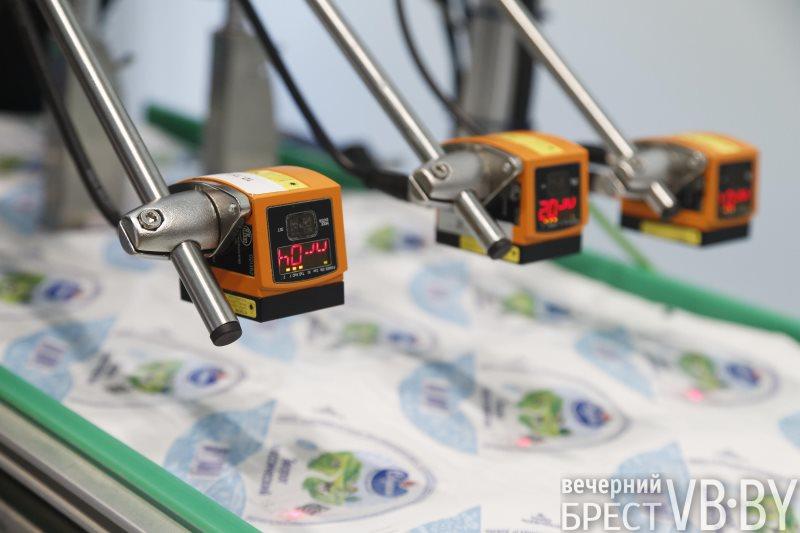 В Бресте разрабатывают систему маркировки товаров