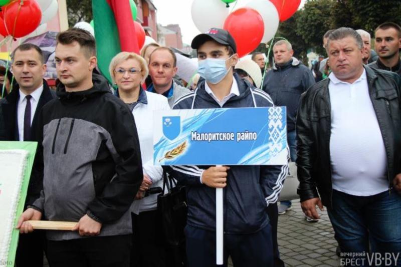 День города в Малорите: из-за пандемии вдвое меньше участников марафона