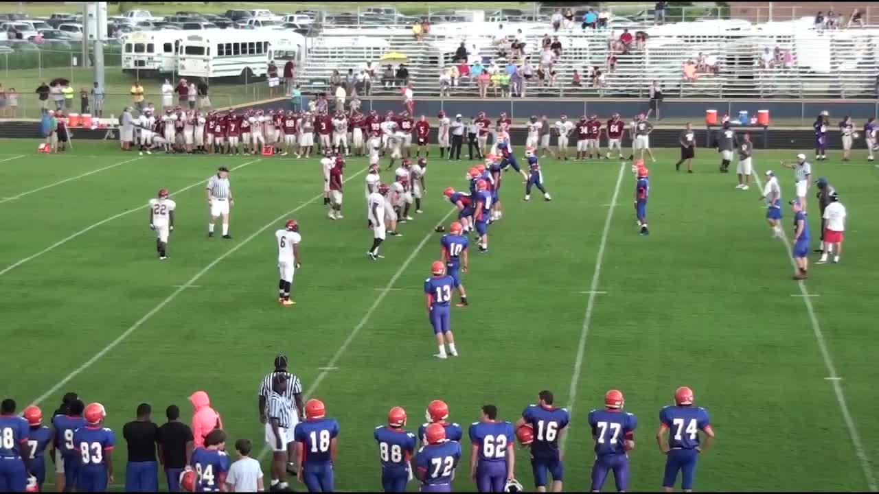 Athens Drive High School vs. Smithfield Selma Jamboree ...