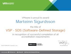 VSP-SDS