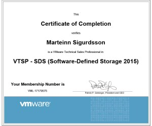 VTSP-SDS-2015