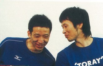 2006黒鷲青さんと阿部ちゃん