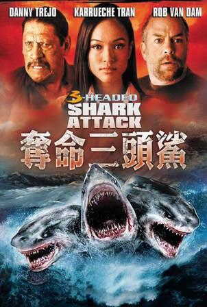 奪命三頭鯊 - 電影線上看 - friDay影音