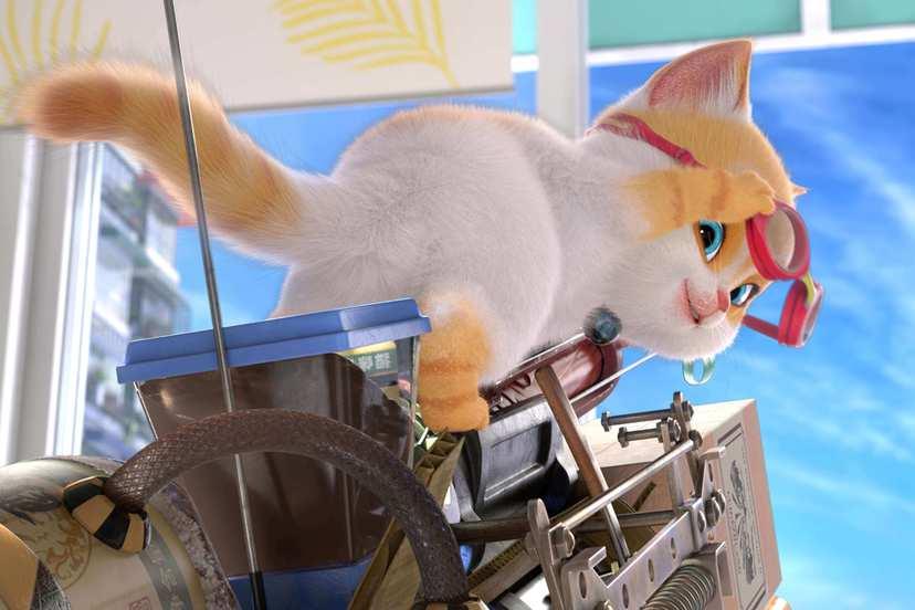 貓與桃花源 - 電影線上看 - friDay影音