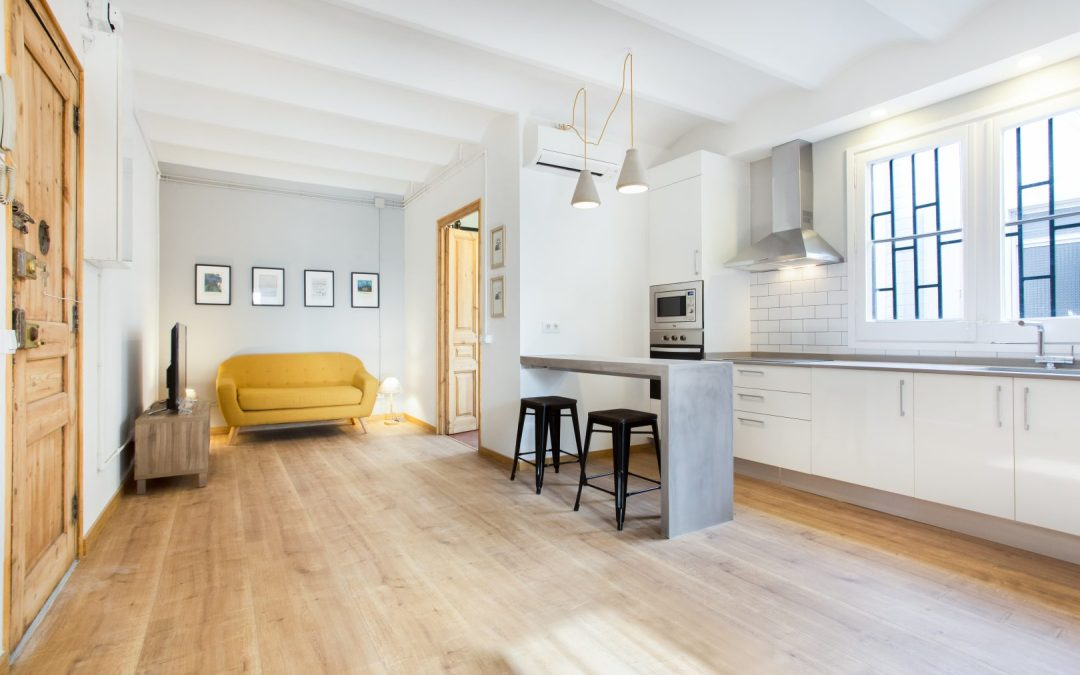 7 tricks to renovate small flats