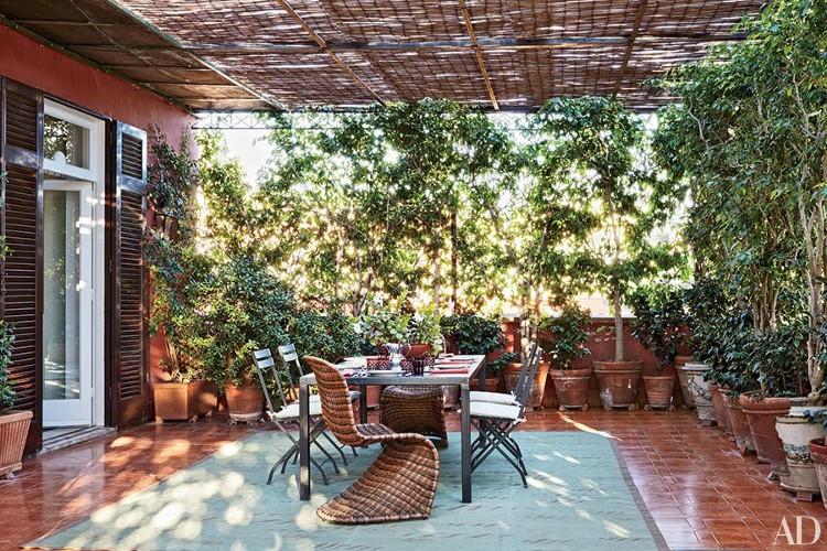 5 estilos de terrazas para decorar con encanto
