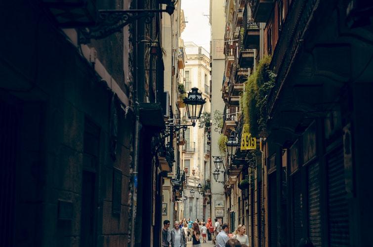 Sant Pere, Santa Caterina, El Born i La Ribera