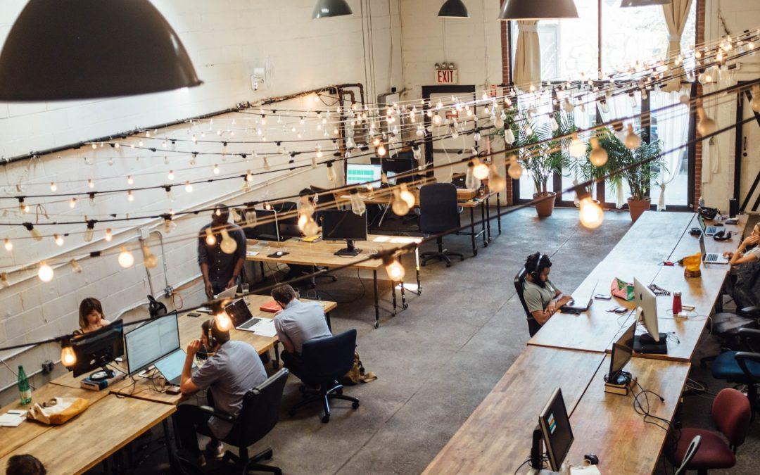 Tendencias del interiorismo: Oficinas en Barcelona | VB ...