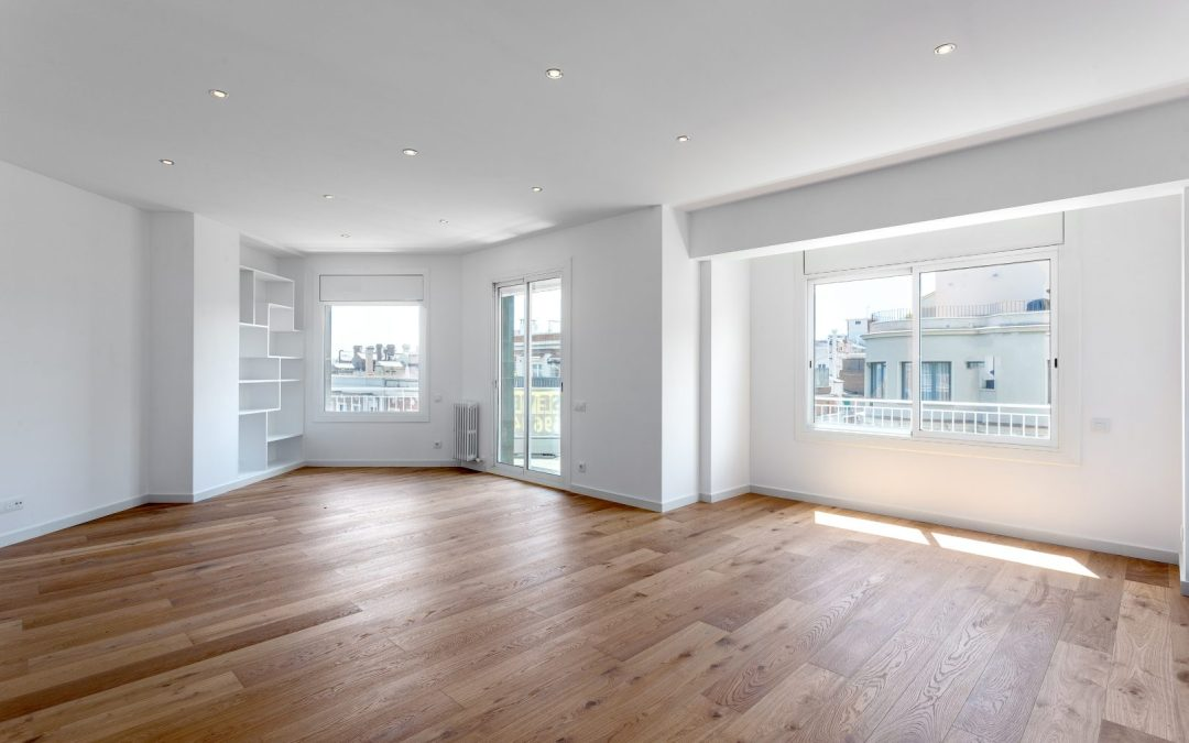 6 options for changing your floor when renovating your house