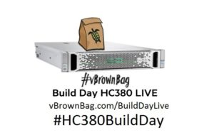 HC380 Build Day Live