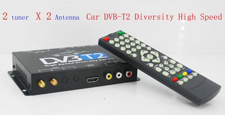 2x2 DVB-T2