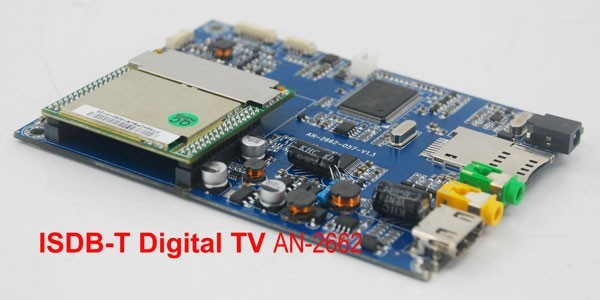 AN-2662 Digital TV ISDB-T