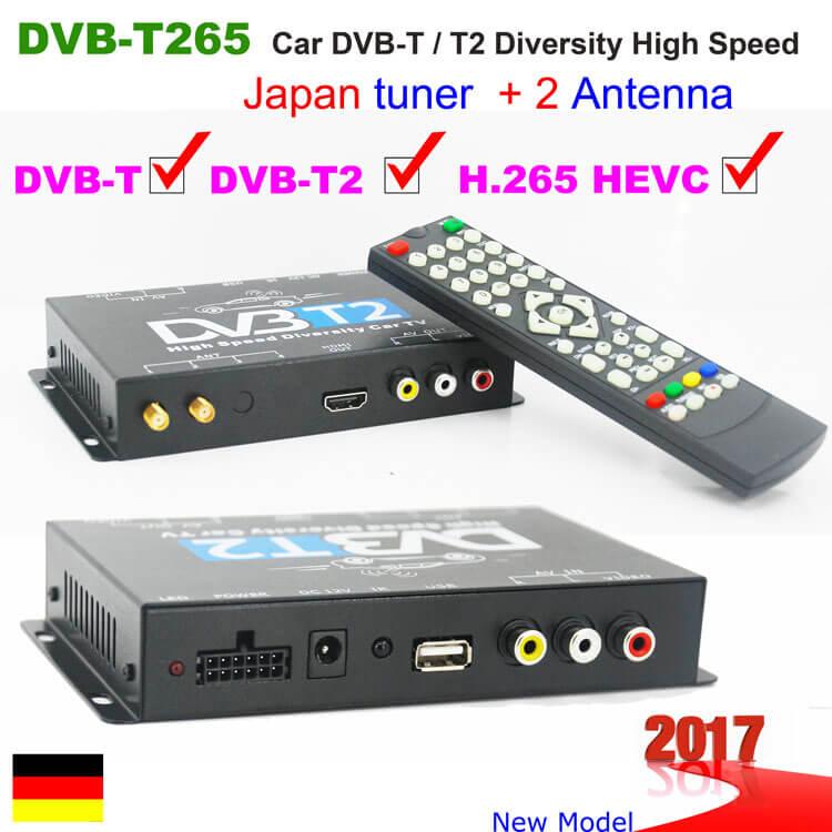 Germany DVB-T2