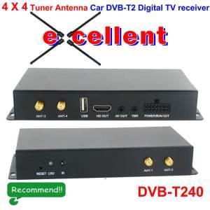 Deutschland Auto DVB-T2