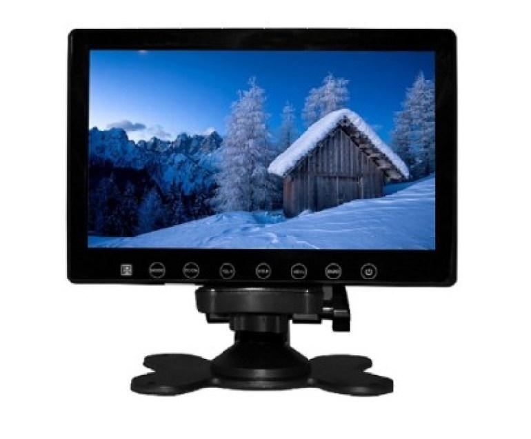 7inch car digital lcd screen monitor