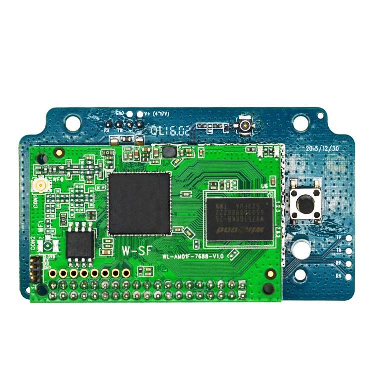 COFDM wireless receiver