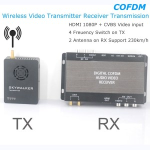 COFDM Wireless Transmitter