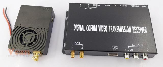HDMI Video ส่งไร้สาย