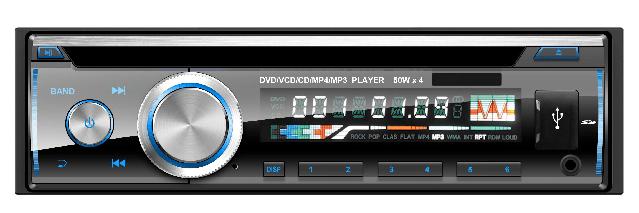 VCAN1479 Fixed Panel CAR DVD/DIVX/MPEG4/VCD 2 -