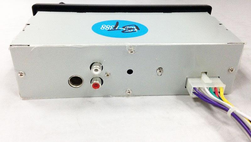 Fixed Panel Car MP3 USB SD FM Bluetooth RDS MP3-6227 18 -