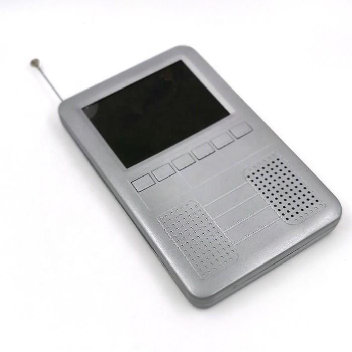 3 inch pocket isdb-t radio