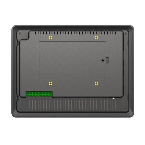7 inch Embedded PC Mobile Data Terminal MDT back