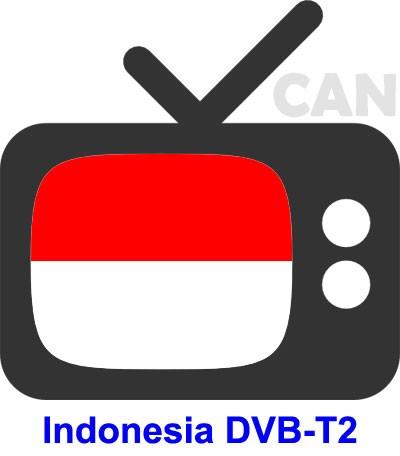 Indonesia DVB-T2