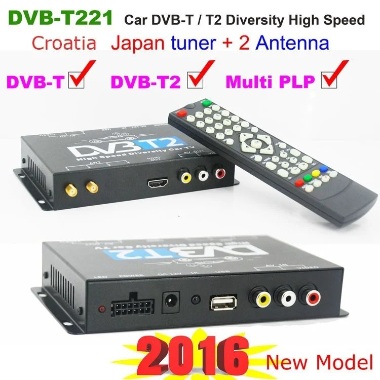 Croatia DVB-T2