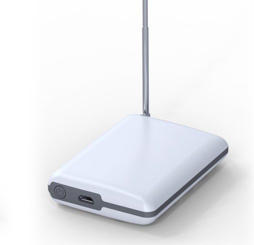 DVB-T2W digital TV wifi receiver for Android / iphone /pad/tablet 1
