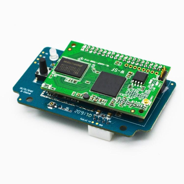 COFDM wireless receiver Long distance transmission distance and Real - time transmission system 3