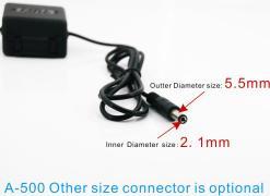 DC24V to 12V Car cigarette lighter power charger adapter A-500 6