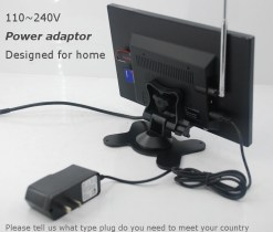 9 inch monitor with USB SD mp5 player Vcan0951 19