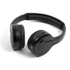 ir car wireless headphone
