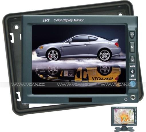 TM-564A 5.6 inch TFT Headrest Stand alone car monitor bracket 1