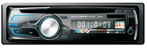 VCAN1236 USB compatible player Car radio 1