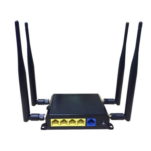 Bus wifi router OpenWRT car WiFi Stable wireless signal for auto mobile VCAN1321 1
