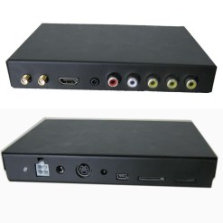 Japan car ISDB-T full with 1 seg digital tv tuner B-CAS 13