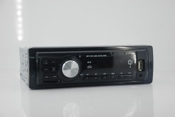 In dash One din Car USB SD MP3 player FM radio 10
