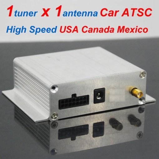 Car ATSC Digital TV receiver for USA Canada Mexico 4