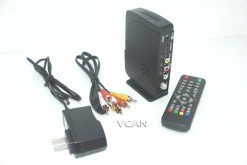 Home DVB-T2 Digital TV receive box USB support with PVR function 8