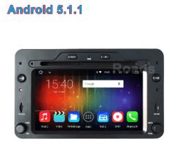 Alfa Romeo android GPS VCAN1443 Quad Core 5.1.1 Car DVD GPS for 159 Sportwagon Spider Brera 11