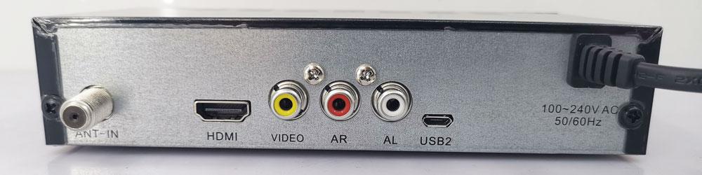 Emergency Warning Broadcast System STB