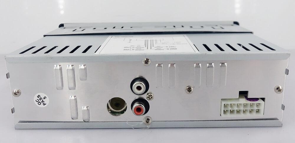 In dash One din Car USB SD MP3 player FM radio AUX audio input 9