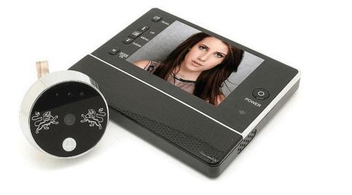 3.5inch wireless doorphone VCAN1325 1
