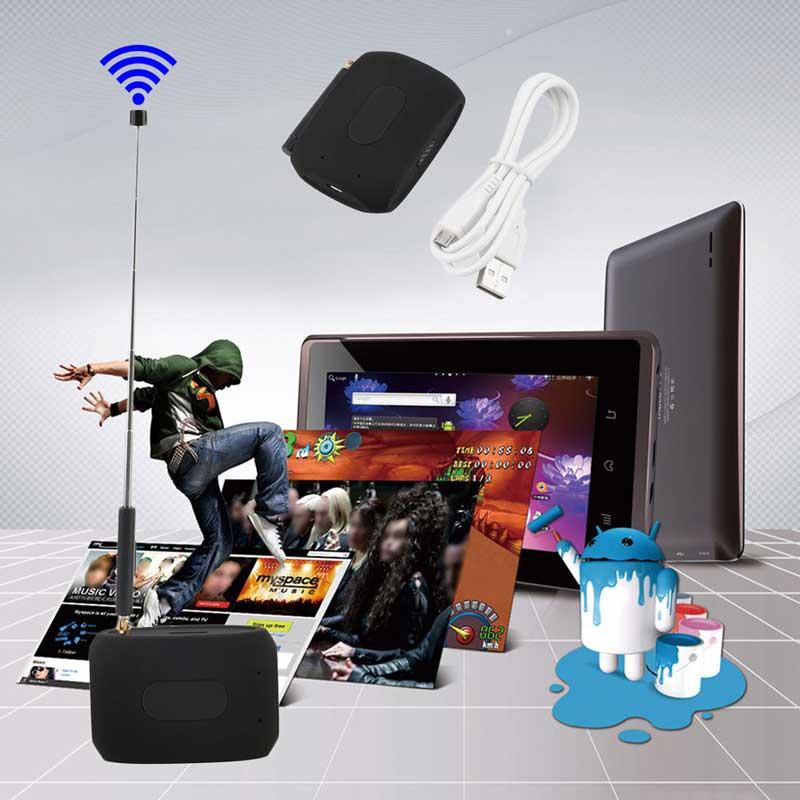 WiFi-TV1W digital TV wifi receiver dvb-t isdb-t for smartphone no need internet 19