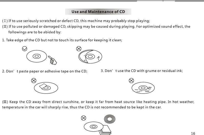 VCAN1294 user manual for 2 din GPS navigation DVD USB SD 17